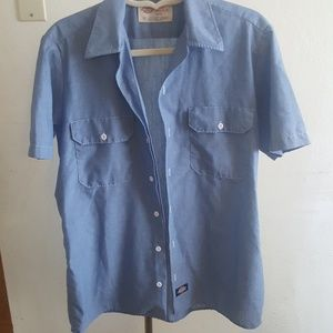 Vintage in amazing condition Dickies button up